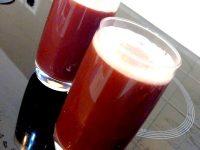 jus hiver chou rouge celeri et fruits