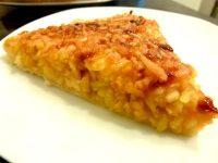 tarte rapide pomme orange deguster