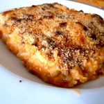 chou-fleur patate douce creme champignons servir deguster