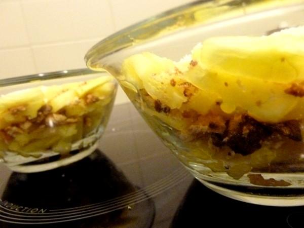 ananas crumble coco crumble humide