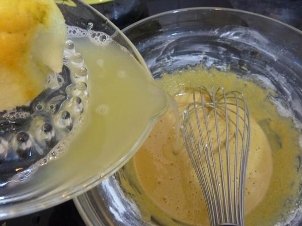 creme patissiere coco citron melisse jus citron
