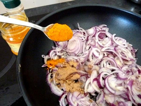 choux de bruxelles carottes au jus orange