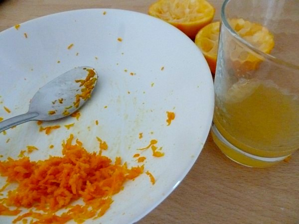 tarte meringuée aux oranges amères