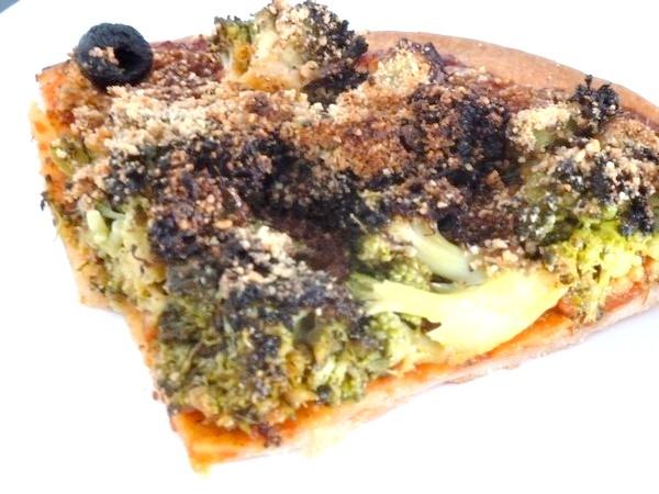 pizza brocoli