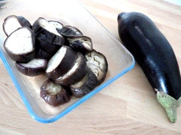 terrine legere aubergine