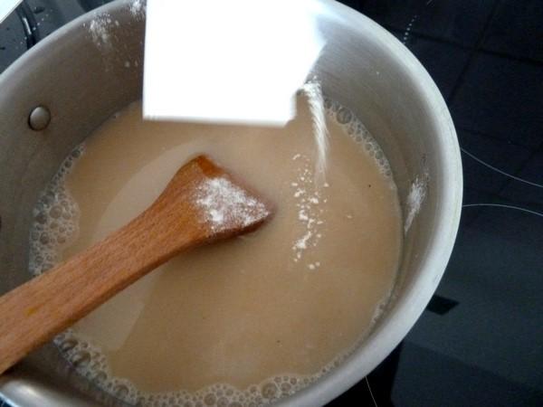 flans rapides au lait coco agar agar