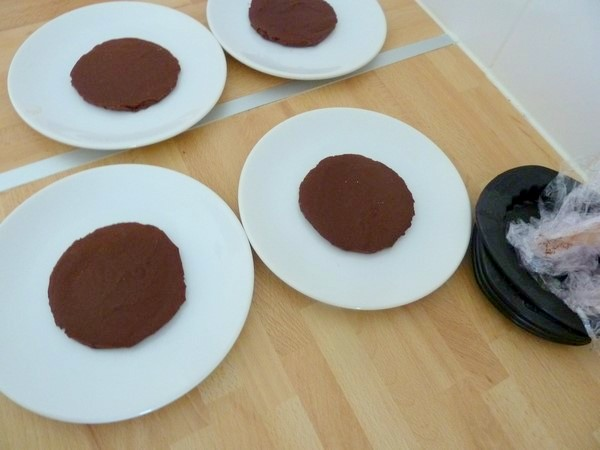 kiwis menthe au chocolat