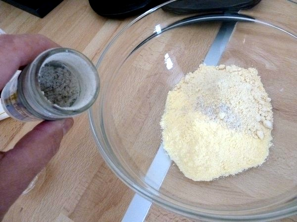tartelettes aux poireaux et graines