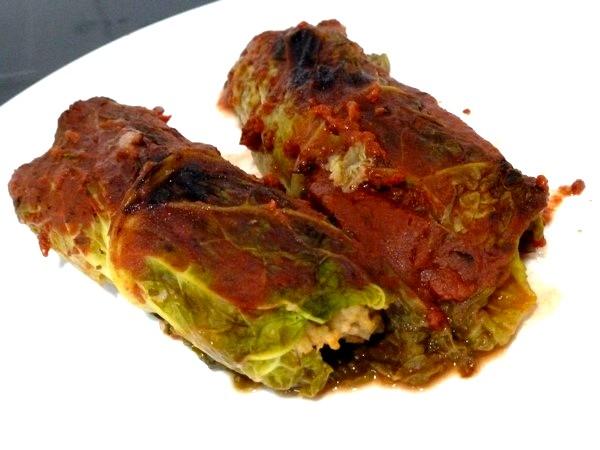 cannelloni de chou vert