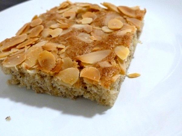 Biscuit Aux Amandes