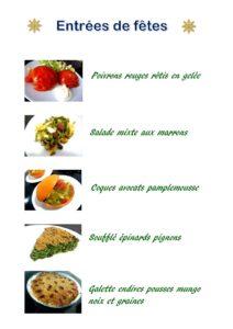 Fêtes végétariennes 1